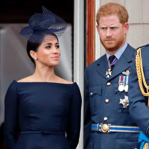 Kate Middleton's Uncle Tells Meghan & Harry To 'Shut The F Up'