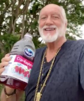 Mick Fleetwood Recreates Skateboarder's Chill-As Viral 'Dreams' TikTok Video