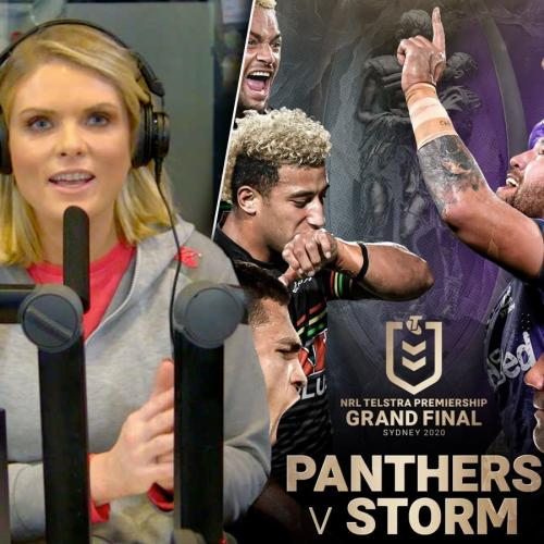 Erin Molan Gives Us Her 2020 NRL GRAND FINAL Predictions!