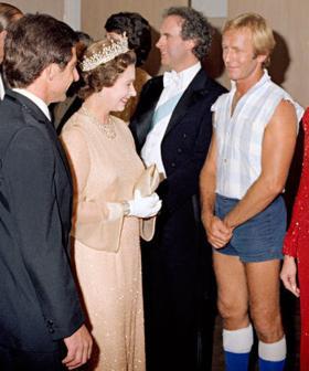 Paul Hogan Reveals What ACTUALLY Happened When He Met The Queen