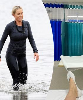 Roxy Jacenko Proves That Her Hip And Pelvis Injury Was The Reason She Quit 'SAS Australia'