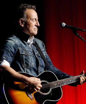 "Bruce Springsteen Says He'll ""See You On The Next Plane"" To Australia If Trump Re-Elected"