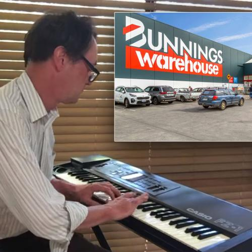 The Man Who Composed The Iconic Bunnings Theme Tune Has Been FOUND!