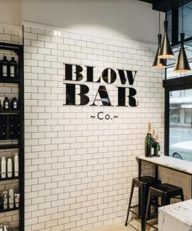 Blow Bar Co Is Offering $5 Wash & Blow-Dries All Week Next Week!