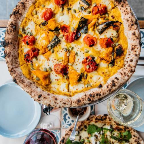 Here's Where To Get $25 All-You-Can-Eat Pizza Every Monday This Month!