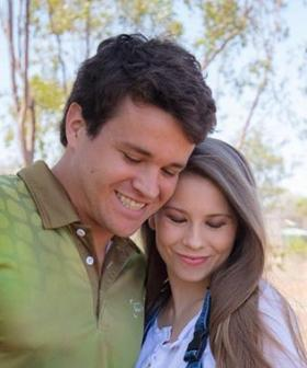 """""""Halfway There!"""": Bindi Irwin Shares Some Beautiful New Photos Of Her Pregnancy"""