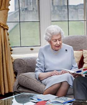 Queen Elizabeth & Prince Philip Celebrate Their 73rd Wedding Anniversary