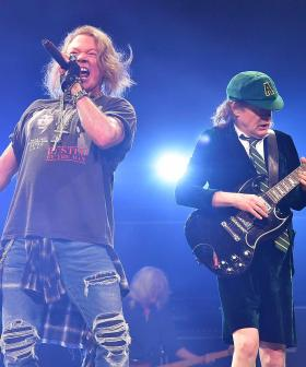 Angus Young Weighs In On Axl Rose Filling In On 2016's 'Rock Or Bust' Tour