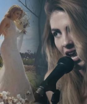 First Snippet Of Next Year's MAFS Season Reveals Bride As Aussie Muso