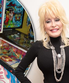 Have You Got A Pinball Machine? Dolly Parton Wants To Buy It From You!