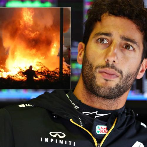 Daniel Ricciardo 'Disgusted' By TV Reaction To Horror F1 Crash