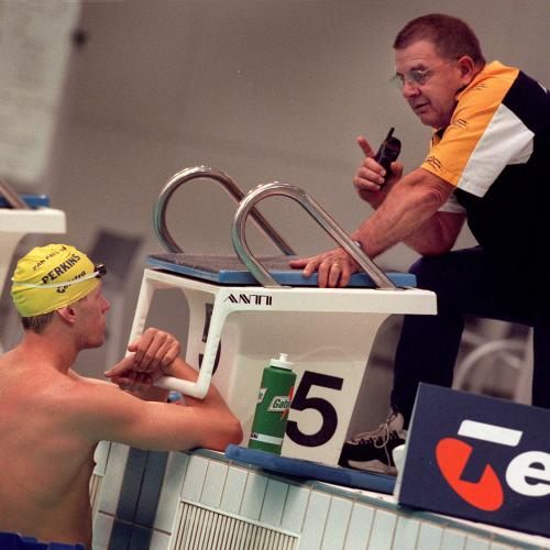 Australian Swim Coach Don Talbot Dies At 87