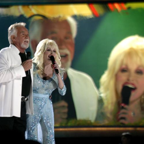 Dolly Parton On Working With Kenny Rogers And The Bee Gees On 'Islands In The Stream'