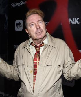 Sex Pistols' Johnny Rotten Bitten By Flea On His Penis After Befriending Squirrels