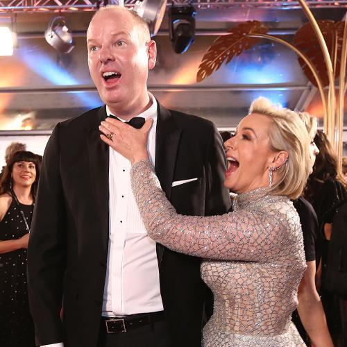 """It's Time To Break The Ice"": Amanda Keller CONFRONTS Tom Gleeson"