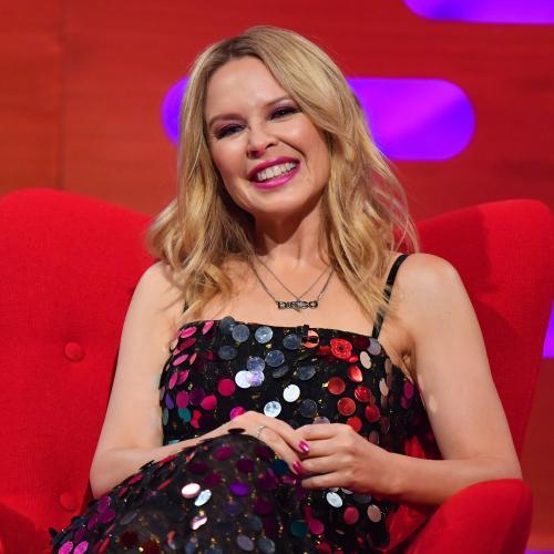 Kylie Minogue's Lockdown Experience Is Unlike Anybody Else's