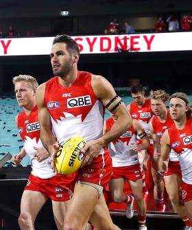 Sydney Swans Dump Old Logo, Opera House Removed