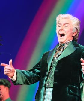 British Entertainer Des O'Connor Dies At 88
