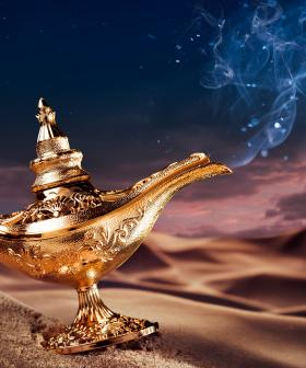 Man Duped Into Buying 'Aladdin's Magic Lamp' For Almost $100,000!