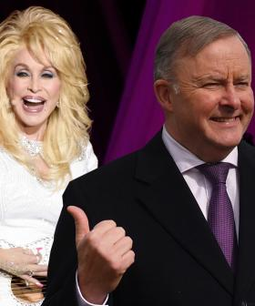 Dolly Parton's Unusual Connection To Anthony Albanese