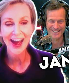 Jonesy & Amanda's Exclusive Chat With Jane Lynch