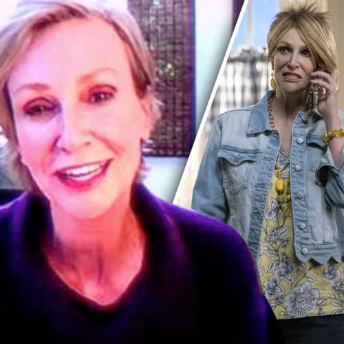 """Can I Speak To The Manager?"": Glee's Jane Lynch On Playing An 'Angry Karen'"