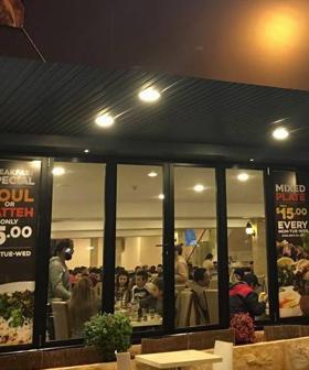 Sydney Restaurant Shut After COVID-19 Case