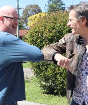 What Happened When Brendan 'Jonesy' Jones Picked Up His Koi?