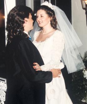 HOORAY: It's Jonesy & Helen's 29th Wedding Anniversary!