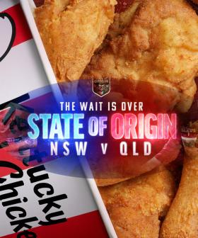 KFC Is Offering Free Delivery During State Of Origin Games