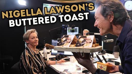 Taste Testing Nigella Lawson's Buttered Toast