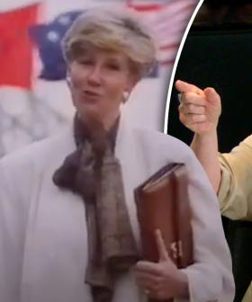 Amanda Keller Was Left STARSTRUCK After Spotting The Woman From The Panadol Ads