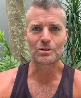 Pete Evans Has Been FIRED From 'I'm A Celebrity, Get Me Out Of Here'