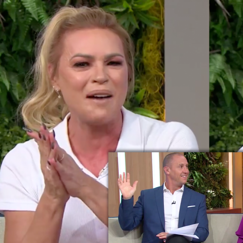 Sonia Kruger Makes Embarrassing X-Rated Comment Live On TV