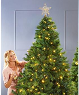 ALDI's Popular Pre-Lit $99 Christmas Tree Is Back!