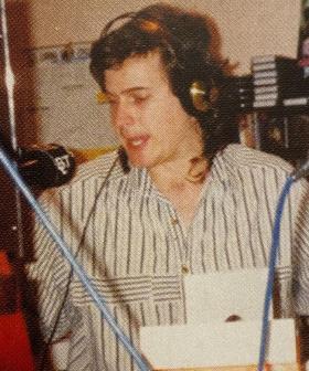 Brendan 'Jonesy' Jones' Pathetic First Radio Demo From The '80s