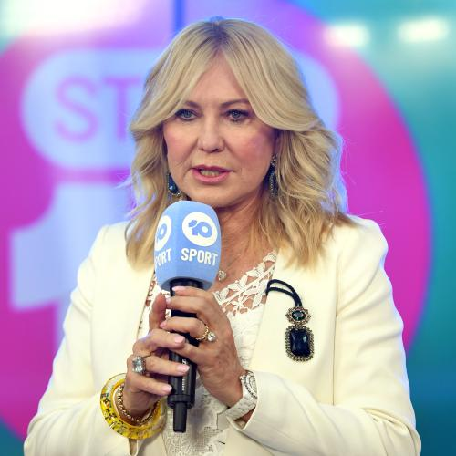 Kerri-Anne Kennerley Hospitalised Following Big Fall