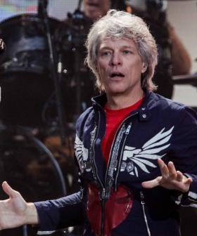 Jon Bon Jovi's Cover Of 'Fairytale of New York' Gets Absolutely SLAMMED By Listeners