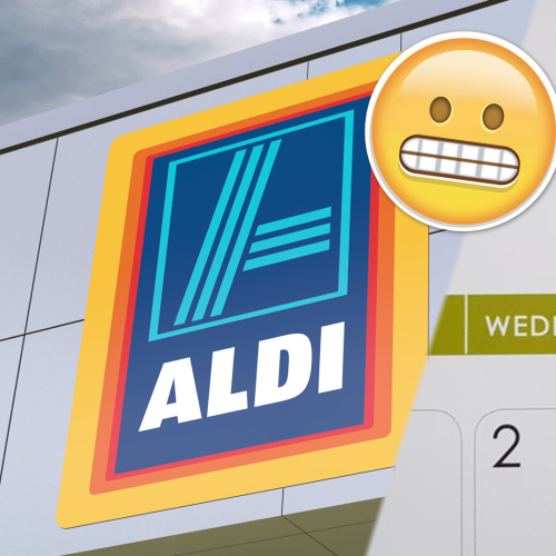Aldi Shopper Finds Hilarious Error On His Special Buy And It's VERY 2020 Of Them