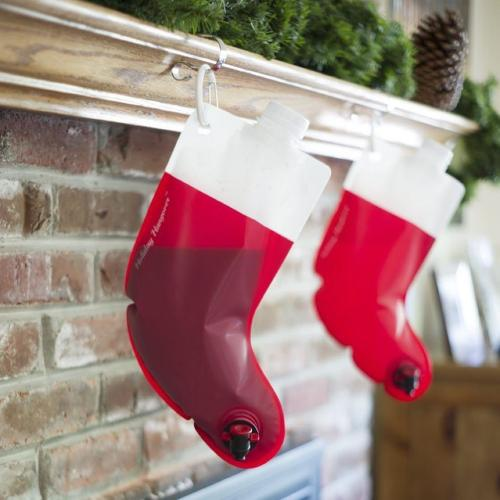 Everyone's Favourite Boozey Wine Stockings Are Back In Time To Ignite The Festive Spirit You've Been Lacking!