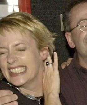 """""""He Looked Like A Tumbleweed!"""": Amanda Keller's First Encounter With Andrew Denton"""