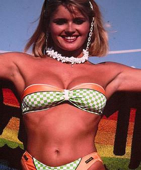 """She Was Wearing A Benz Bikini..."": Jonesy's First Female 'Encounter'"