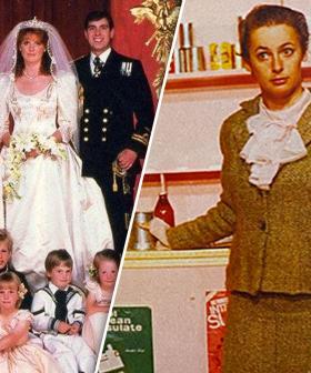 Amanda Keller's WILD Experience At Prince Andrew and Sarah Ferguson's Wedding
