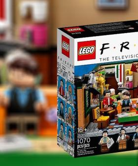 Kmart Is Selling A Friends-Themed Lego Set And We Need It For Christmas!