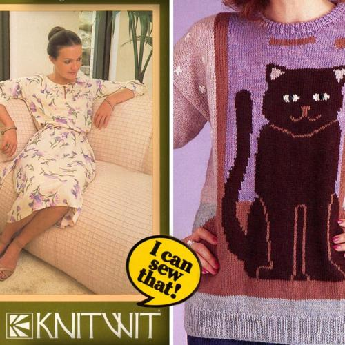 Do You Remember The 'Knitwit' Trend Of The 70s?