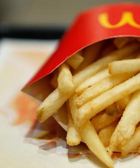 NOT A DRILL: McDonald's Is Slinging Its Large Fries For Just 5 CENTS