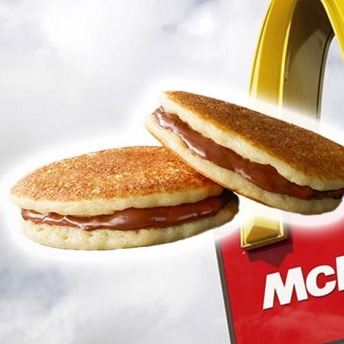 McDonald's Is Releasing Mini Hotcakes With Nutella!
