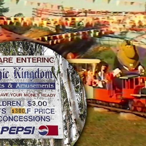 Do You Remember The Sydney Amusement Park, Magic Kingdom?