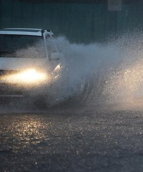 Heavy Rain And Flood Risk In Parts Of NSW