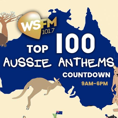 FULL LIST: WSFM's Top 100 Aussie Anthems